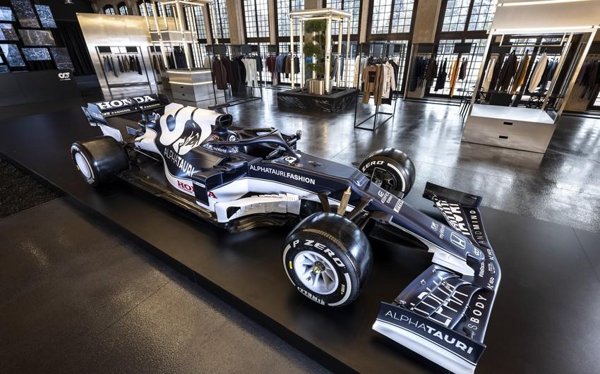 Formula 1 komandası yeni bolidini təqdim etdi