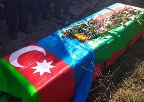 В Геранбойском районе похоронен шехид