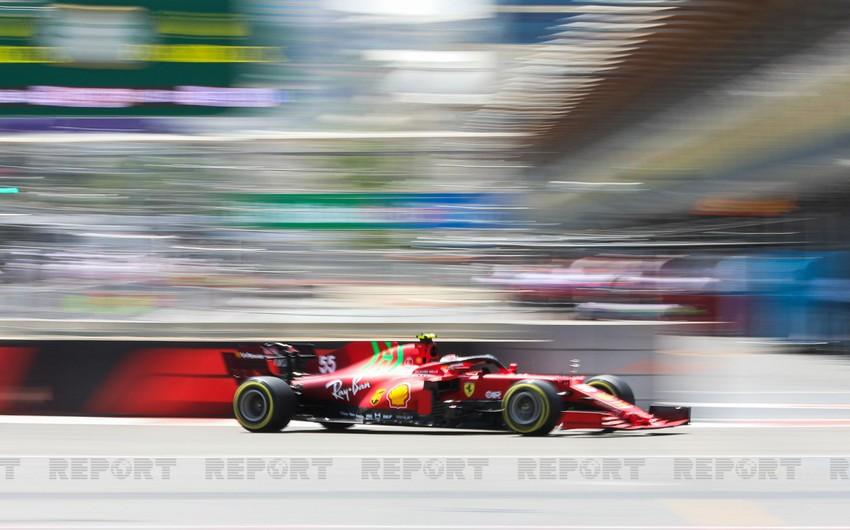 В Баку завершился второй день Гран-при Азербайджана