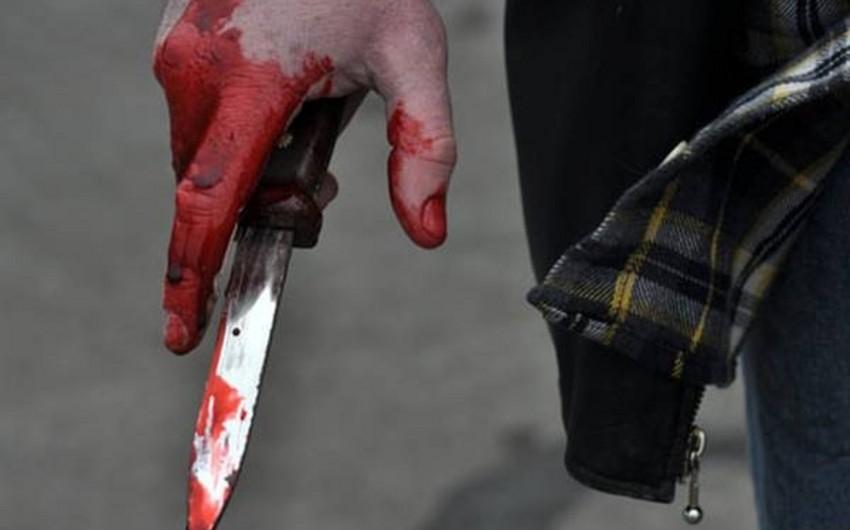 Bakıda ağır yaralanan şəxs özü-özünü bıçaqladığını bildirib