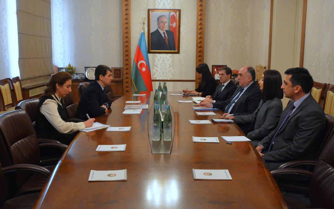 Посол Украины завершает свою дипломатическую миссию в Азербайджане