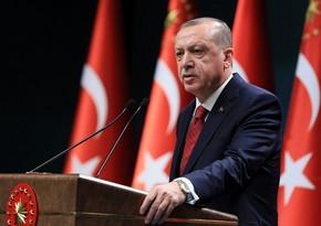 Ərdoğan dünya ictimaiyyətini Azərbaycana dəstək verməyə çağırıb