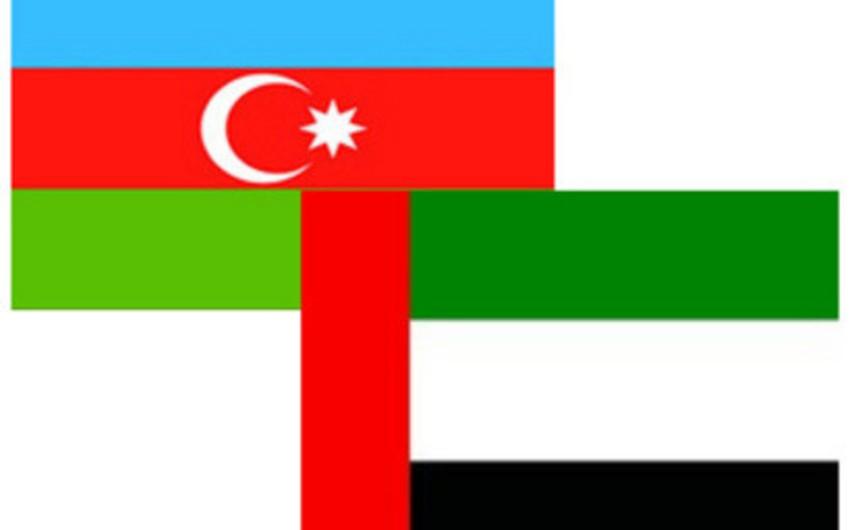 Gələn həftə Bakıda Azərbaycan-BƏƏ hökumətlərarası komissiyasının iclası keçiriləcək