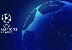 Стартует четвертьфинал Лиги Чемпионов