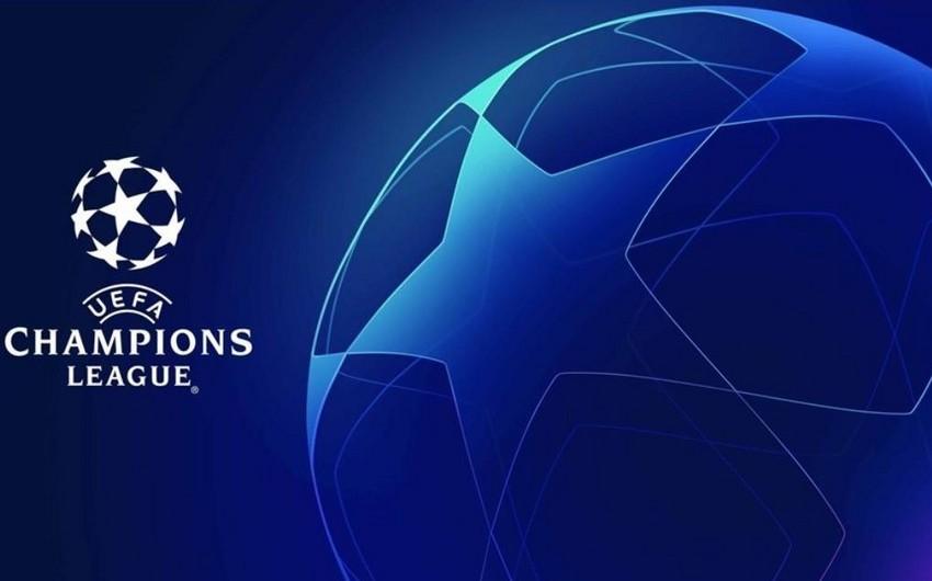 Лига чемпионов: Стартует групповой этап