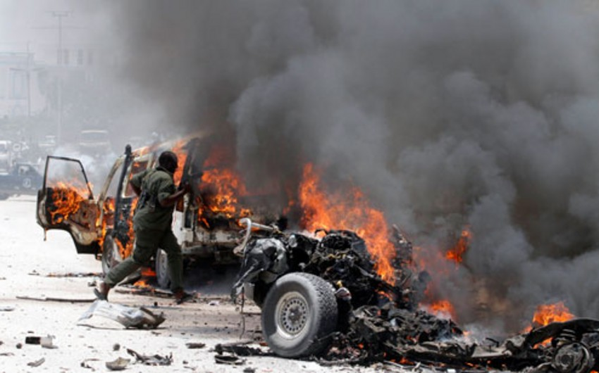 В Сомали при теракте погибли свыше десяти человек