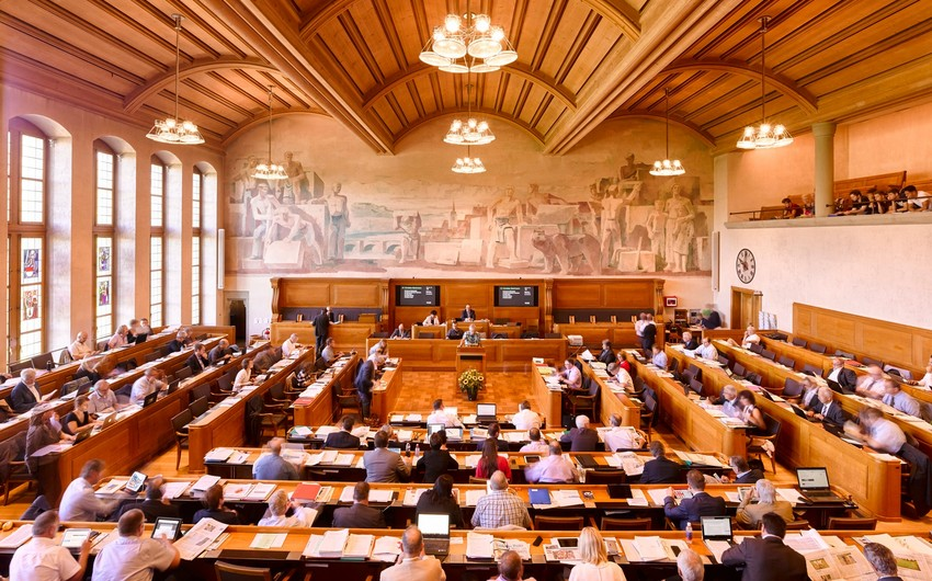 Azerbaijanis urge Swiss MPs to take a fair position