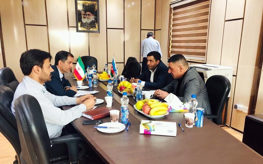 Azərbaycan və İran gömrükçüləri arasında görüş keçirilib