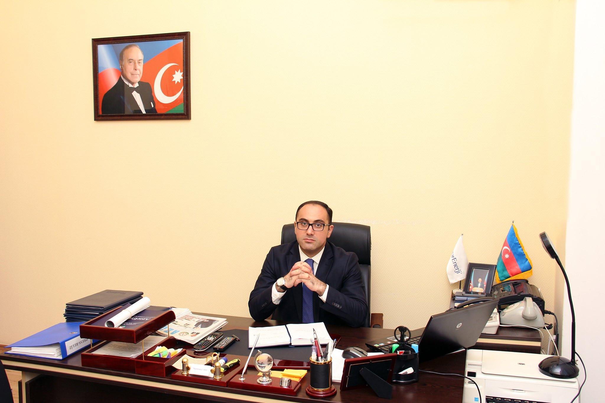 """""""Azərenerji"""": Azərbaycan"""" İES-in fəaliyyətini dayandırmış bloklarından 1-i işə salınıb"""