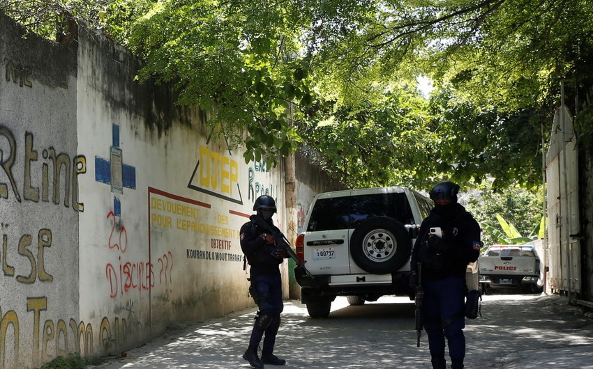 Haiti prezidentinin qətlilə bağlı saxlanılanların sayı artıb