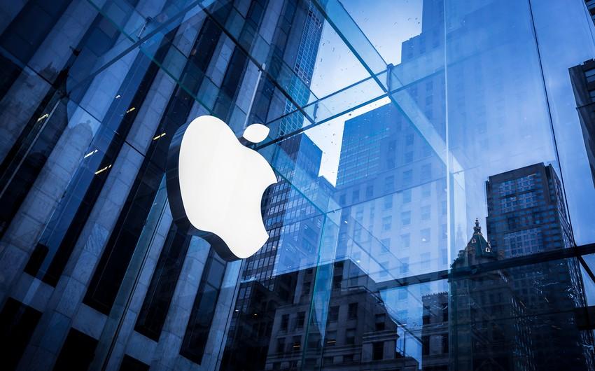 """""""Apple"""" səhmlərinin qiyməti 400 dollar həddini aşıb"""