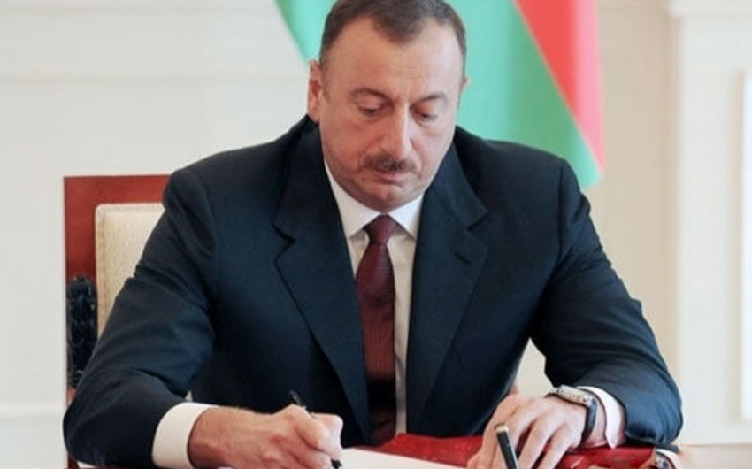 """Prezident İlham Əliyev Nikita Mixalkovun """"Dostluq"""" ordeni ilə təltif edilməsi haqqında sərəncam imzalayıb"""