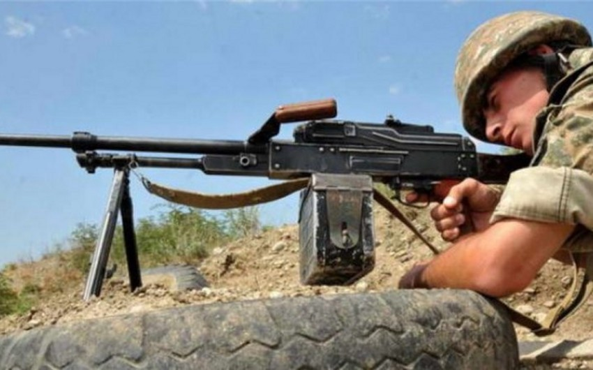 Armenia violates ceasefire 22 times throughout the day