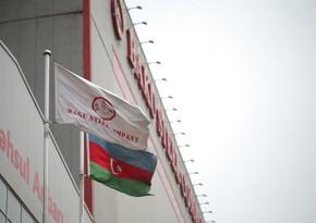 """""""Baku Steel Construction""""ın sədri dəyişib"""