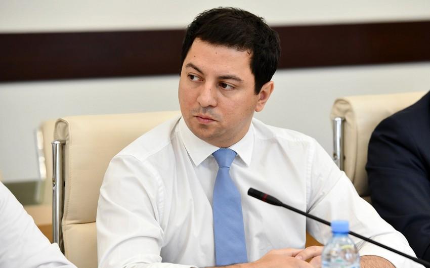Gürcüstan parlamentinin sədri istefa verdi - YENİLƏNİB
