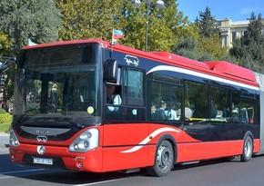 Müntəzəm və ekspress xətt avtobuslarının intervalında ciddi gecikmələr olub
