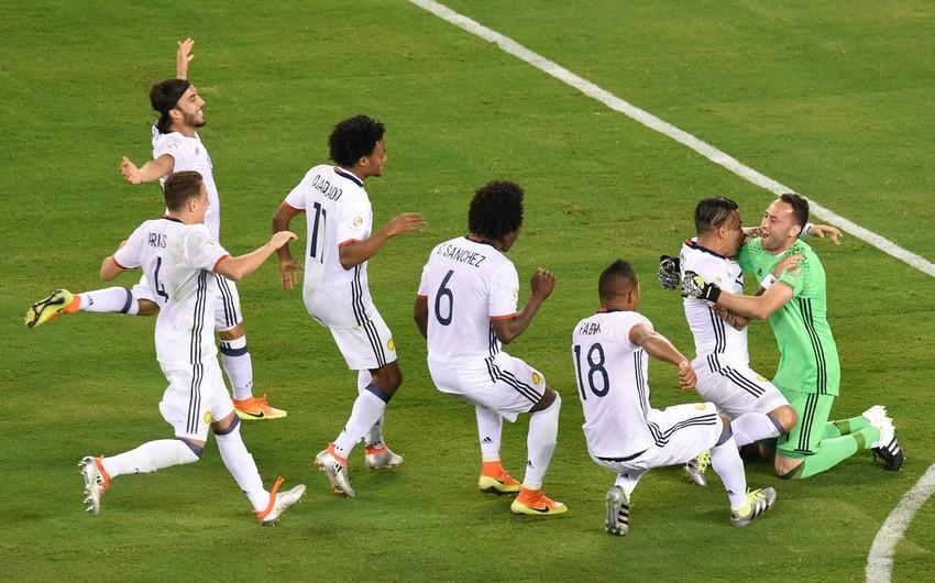 Futbol üzrə Amerika Kubokunda daha bir yarımfinalçı müəyyənləşib