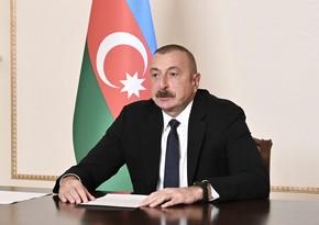 Президент Азербайджана выступил на 77-й сессии ЭСКАТО