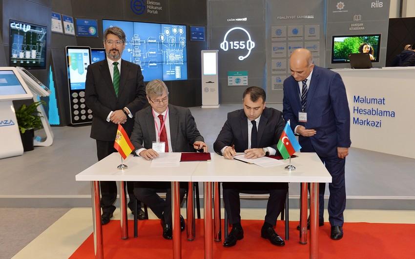 Азербайджан намерен сотрудничать с испанской ИТ-компанией