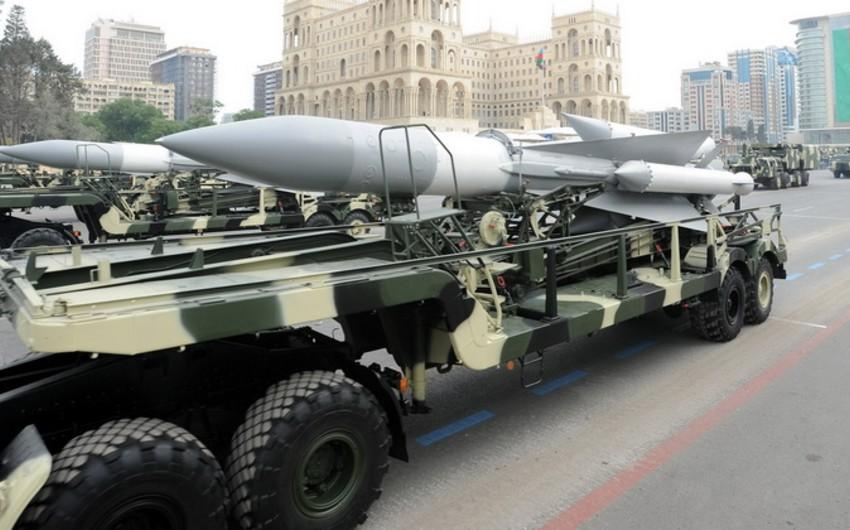 SIPRI: Azərbaycan silah idxalına görə dünyada 27-ci yeri tutub