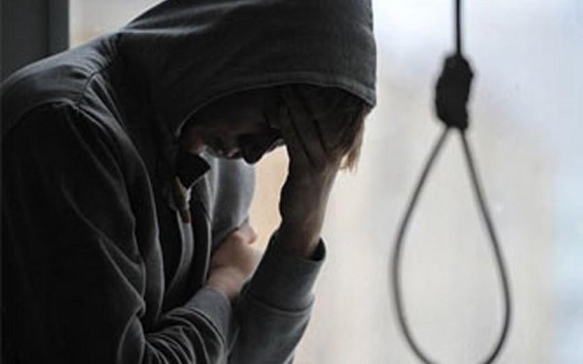 Salyanda 24 yaşlı gənc intihar edib
