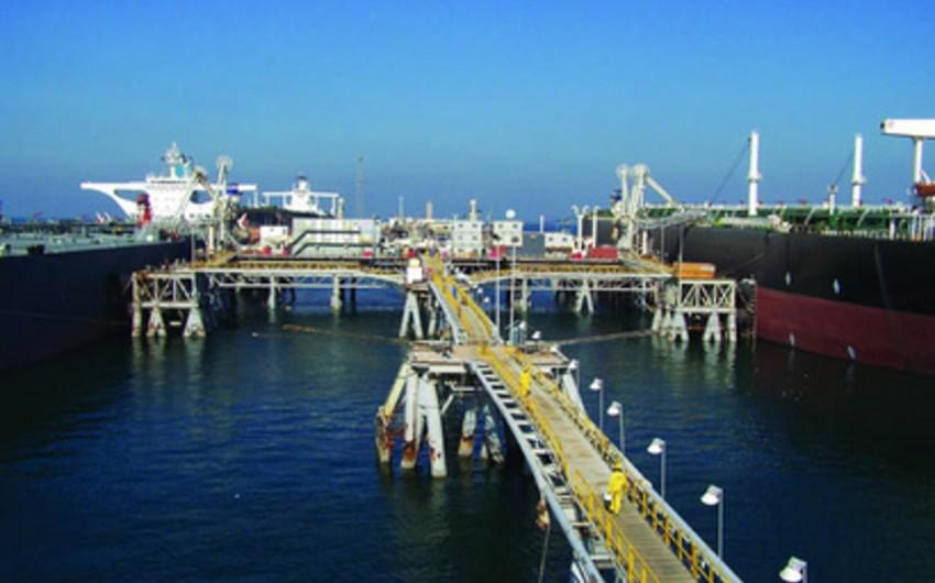 SOCAR ötən ay Supsa limanından 176 min ton neft ixrac edib