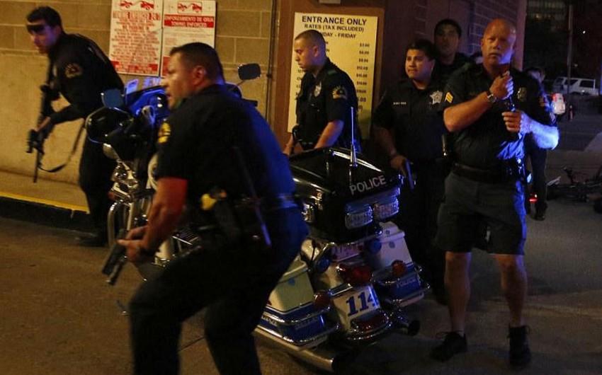ABŞ-ın Miluoki şəhərində baş vermiş iğtişaşlar zamanı 17 nəfər həbs edilib
