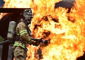 В Москве при пожаре в гостинице погибли три человека