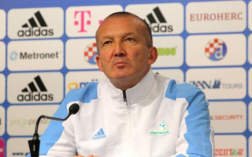 Roman Grigorchuk returns to Astana FC