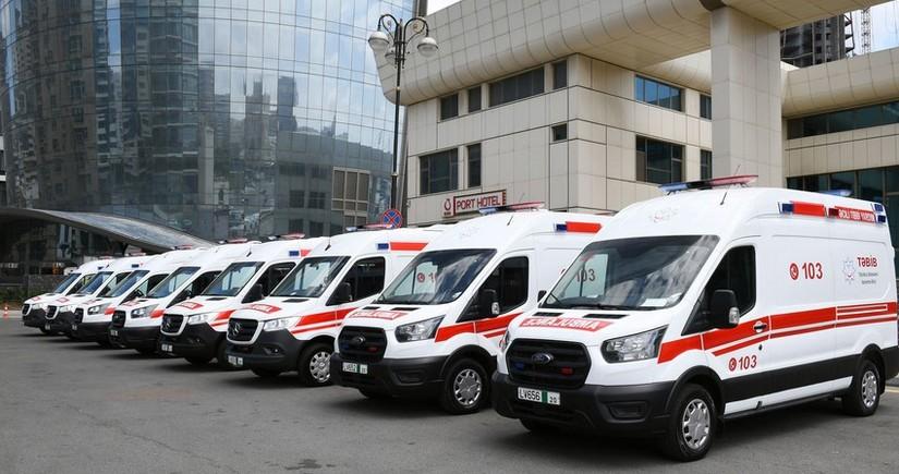 Госагентство закупит 65 машин скорой медицинской помощи