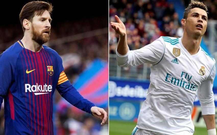 Lionel Messi bu il ən çox gəlir əldə edən futbolçu olub