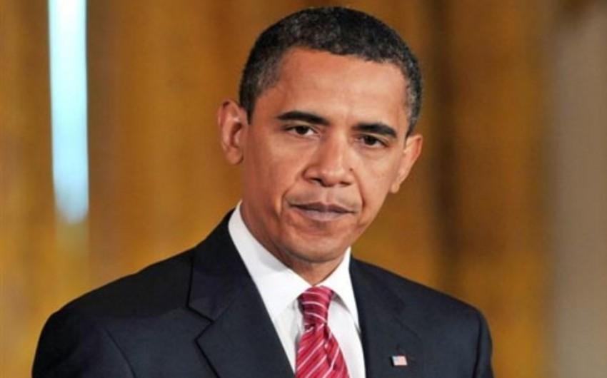 Obama Ukraynaya silah tədarükü haqqında qanun layihəsinə veto qoyub