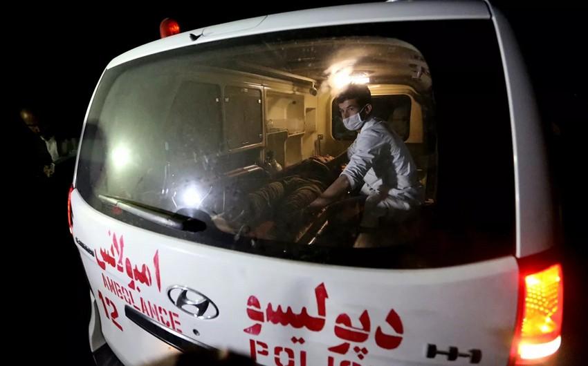Əfqanıstanda partlayış olub, 13 nəfər ölüb