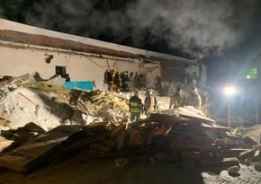 По меньшей мере девять человек погибли в Южной Корее при обрушении здания