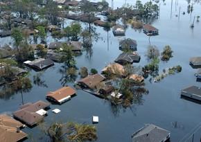 В Китае при наводнении погибли 15 человек
