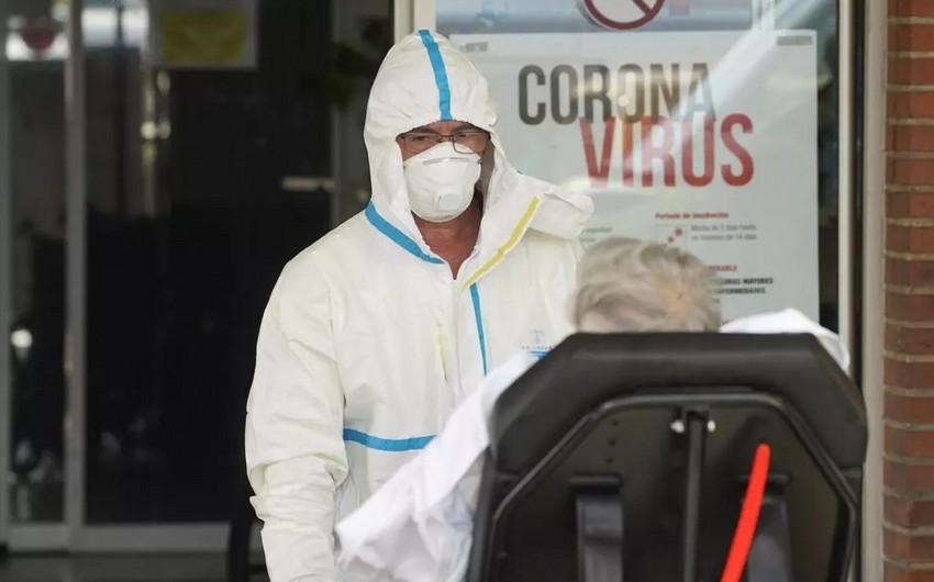 Rusiyada koronavirusdan ölənlərin sayı kəskin artdı