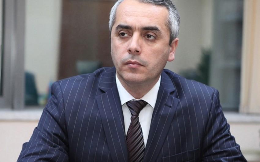 Jurnalist Elman Babayev yeni vəzifəyə təyin olunub