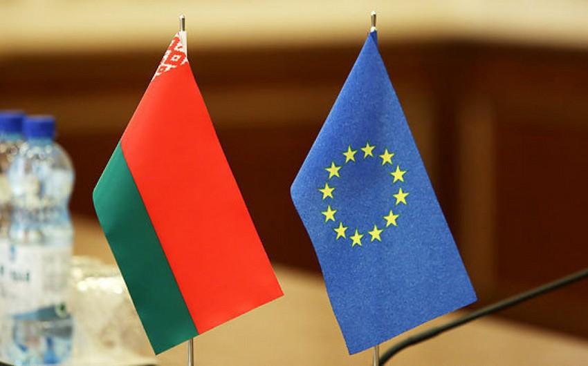 Avropa İttifaqı Belarusa sanksiyalar tətbiq edib