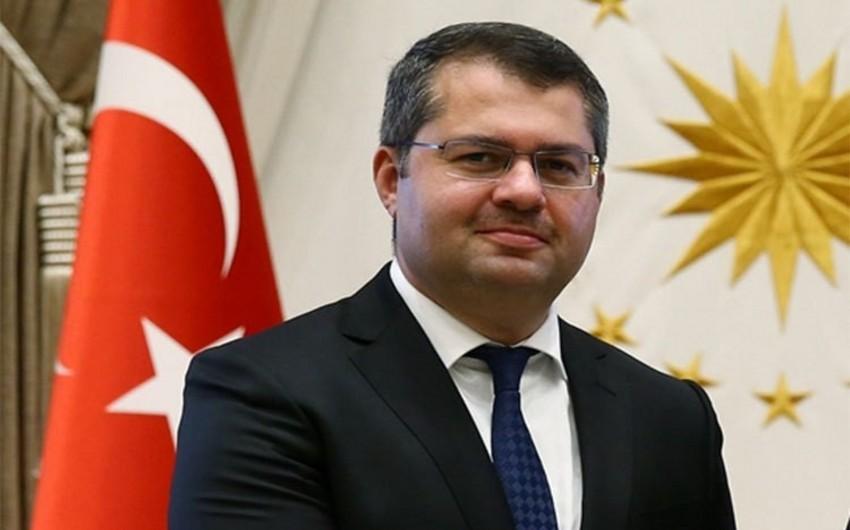 Azərbaycan səfiri Çindən təxliyə olunan şəxslərlə görüşüb