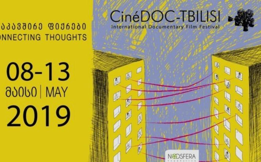 Azərbaycan Tbilisidə keçiriləcək beynəlxalq kino festivalında təmsil olunacaq