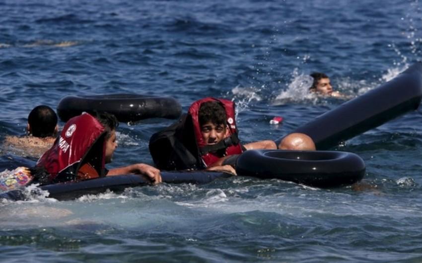Liviya sahillərində miqrant qayığı batıb: 8 nəfər ölüb, 100 nəfər itkin düşüb
