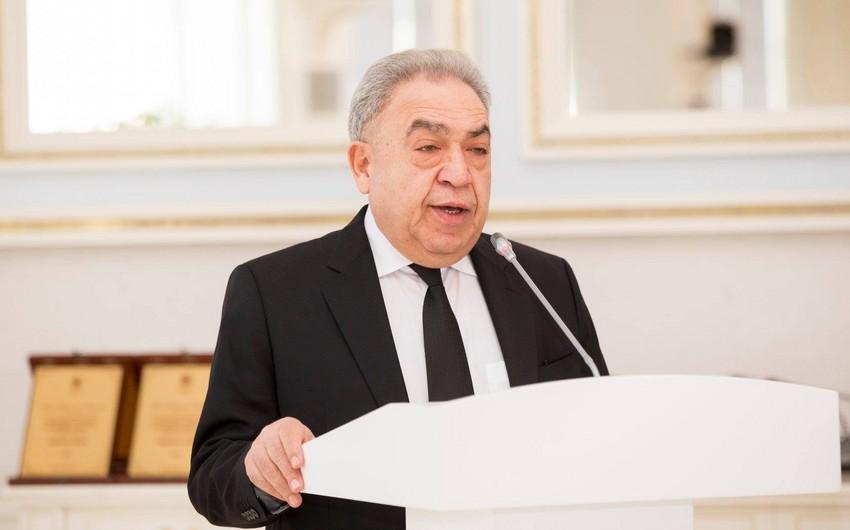 Сафа Мирзоев: В Аппарате Милли Меджлиса проведут кадровые и структурные реформы - ЭКСКЛЮЗИВ