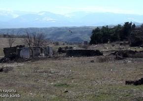 Село Мирзагасанлы Зангиланского района