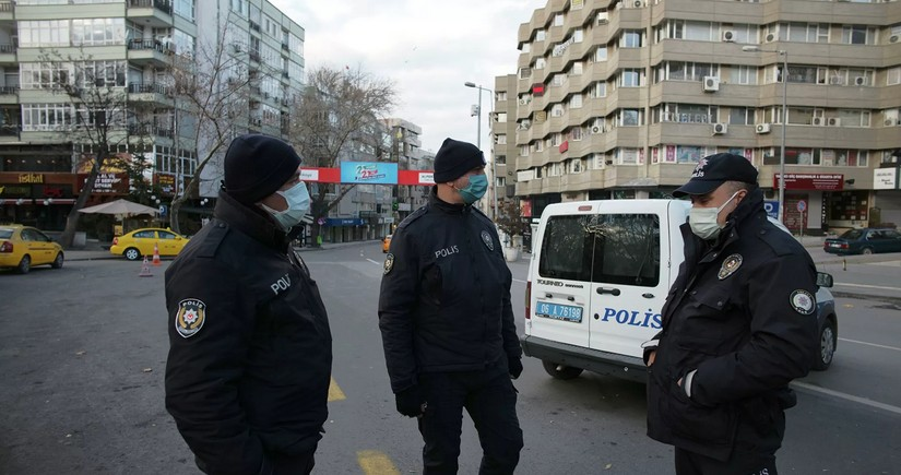 7 Russian nationals detained in Turkey