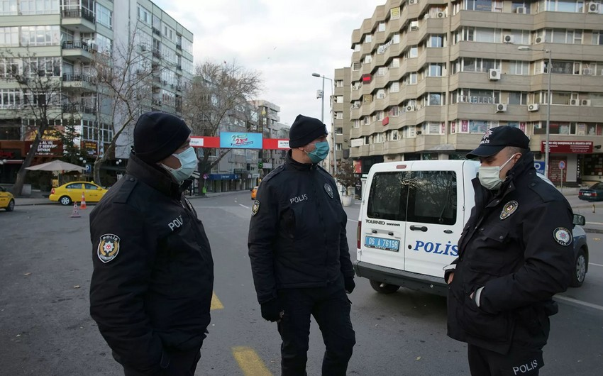 Türkiyədə meşələri yandırmaqda şübhəli bilinən 7 rusiyalı saxlanılıb
