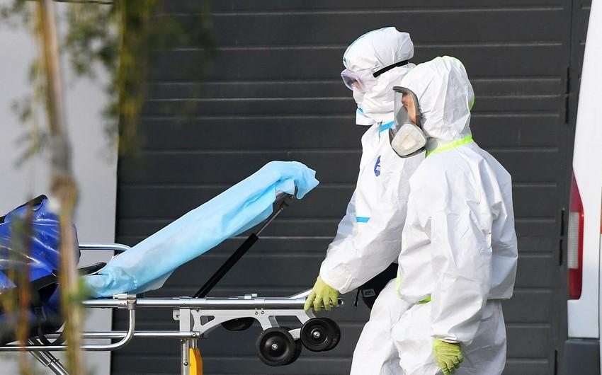 Rusiyada pandemiya qurbanlarının sayı 43 597-yə çatıb