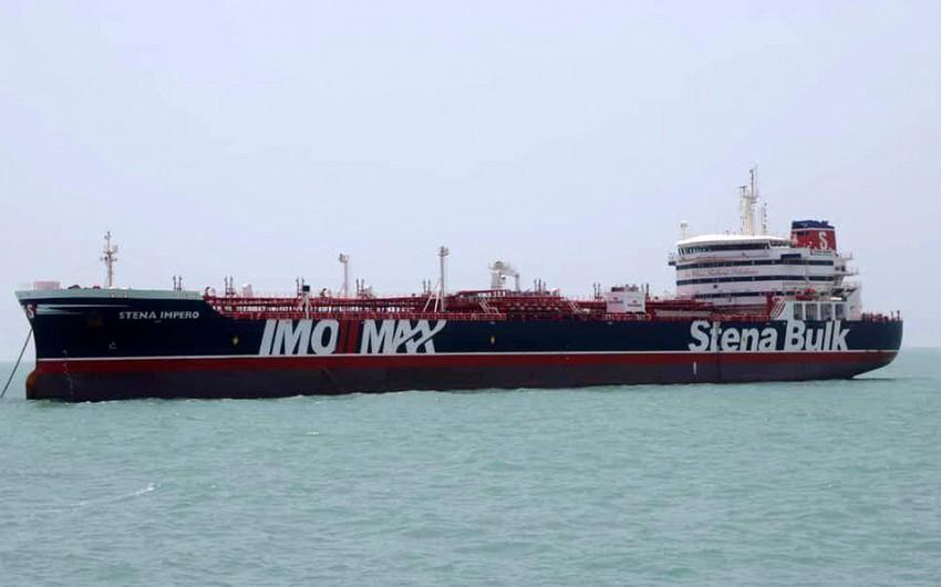 """İran """"Stena Impero""""  tankerinı azad edəcək"""