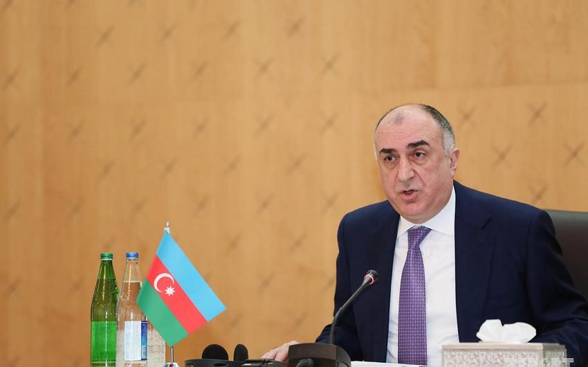 Глава МИД Азербайджана: Урегулирование карабахского конфликта должно вестись поэтапно