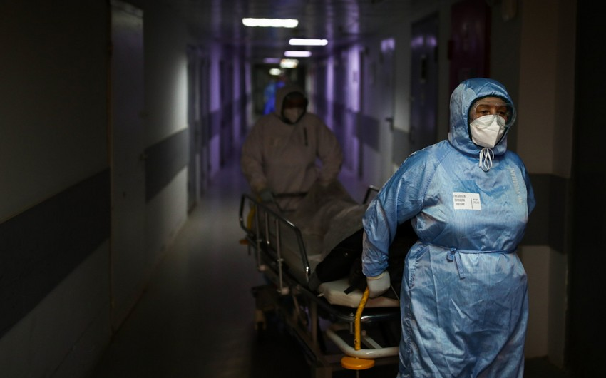 Ermənistanda virusa yoluxanların sayı 216 596-ya çatıb