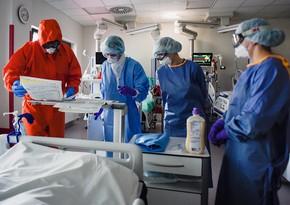 Gürcüstanda ötən sutkada koronavirusa3 128 nəfər yoluxub, 39 pasiyent vəfat edib